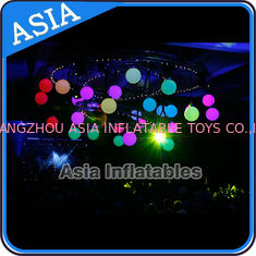 Trung Quốc Inflatable LED Lighting Balloon Ceiling Decoration for Club Party Eclairage nhà máy sản xuất