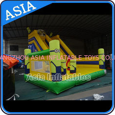 Trung Quốc Minions Commercial Inflatable Bouncer For Sale / Inflatable Minions Bouncer Slide nhà máy sản xuất