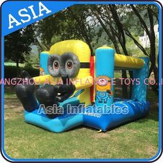 Trung Quốc Backyard Inflatable Minion Bouncer Combo For Party Hire Inflatable Sports nhà máy sản xuất