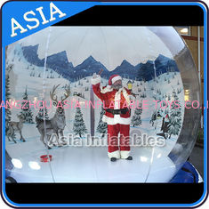 Trung Quốc Strong PVC Christmas Snow Globe / Inflatable Bubble Tent For Sale nhà máy sản xuất