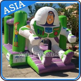 Outdoor Inflatable Toys Bouncer Jumping Castle For Children Park Games