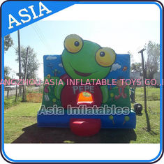 Trung Quốc Inflatable Bouncer Sapo Pepe Bouncy Castle For Party Hire Outdoor Games nhà máy sản xuất