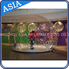Trung Quốc Waterproof Inflatable Snow Globe For Advertisement With Fake Snow nhà máy sản xuất