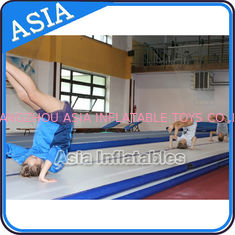 Trung Quốc Cheerleading Club And Gymnasium Inflatable Air Tumbling Track Used For Training nhà máy sản xuất