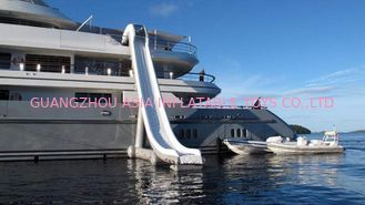 Trung Quốc Outdoor Inflatable Water Floating Sports, Inflatable Yacht Slide For Boat/Yacht nhà máy sản xuất