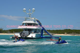 Trung Quốc Giant Inflatable Water Sports,Inflatable Yacht Sliding Sports Games nhà máy sản xuất