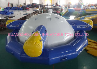 Trung Quốc Inflatable Floating , Spinning Planet Saturn For Water Sports nhà máy sản xuất