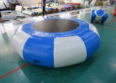 Trung Quốc Inflatable Bounce Platform , Inflatable Water Trampoline Sports nhà máy sản xuất