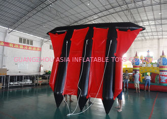 Trung Quốc Customized Logo Towable Inflatables / Inflatable Flying Fish For Sea nhà máy sản xuất