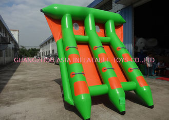 Trung Quốc 4-6 Passangers InflatableTowable Sport Games/ Fly Fishing Boat Fish Raft Boat nhà máy sản xuất
