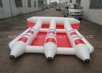 Trung Quốc Firproof Custom Inflatable Flying Fish Boat Water Surfing Board Water Equipmen nhà máy sản xuất