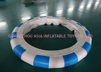 Trung Quốc Aquaglide Supertramp Water Trampoline Park , Inflatable Water Games nhà máy sản xuất