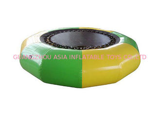 Trung Quốc Hoe Sale Jump Water Trampoline ,  Inflatable Water Games For Water Park nhà máy sản xuất