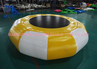 Trung Quốc Hot Sale Platinum Supertramp Water Trampoline ,  Inflatable Water Games nhà máy sản xuất
