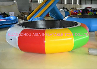Trung Quốc Cheap Water Trampoline Inflatable Water Games , Water Trampoline Manufacturer nhà máy sản xuất