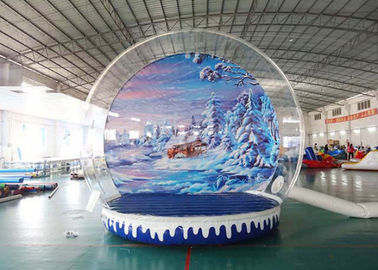 Trung Quốc Inflatable Snow Globe / Bubble Tent for Take Ptoto and Exhibition nhà máy sản xuất