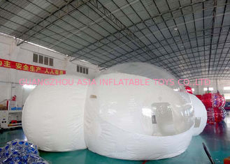 Trung Quốc OEM PVC Inflatable Camping Bubble Tent Lodge for Wholesale nhà máy sản xuất