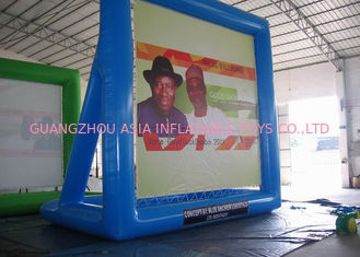 Trung Quốc PVC Inflatable Billboard , Advertising Inflatables Water Billboard nhà máy sản xuất