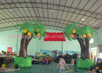 Trung Quốc Customized Inflatable Tree Arch For Event , Outdoor Decoration Inflatable Arch nhà máy sản xuất