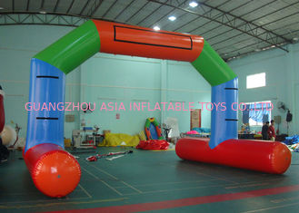 Trung Quốc Inflatable Airtight Water Floating Stand Arch For Advertising Promotion Or Game nhà máy sản xuất