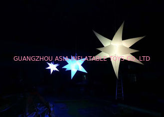 Trung Quốc LED Light Inflatable Hanging Decoration, Wonderful Lighting Star for Party nhà máy sản xuất