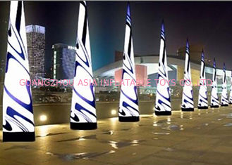Trung Quốc LED Light Inflatable Standing Cone,Lighting Decoration Inflatables nhà máy sản xuất