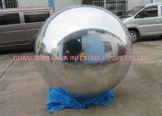 Trung Quốc Attractive Inflatable Mirror Ball Helium Balloon And Blimps Advertising nhà máy sản xuất