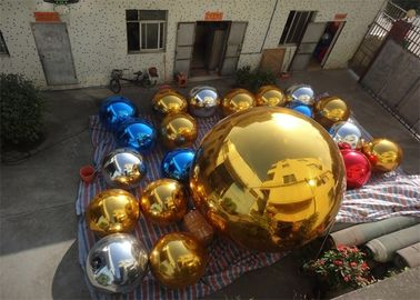 Trung Quốc Inflatable Colorful Mirror Balloon Event Use Inflatable Ground Mirror Ball nhà máy sản xuất