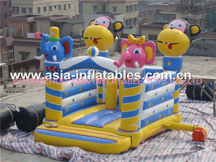 Trung Quốc used commerical playground equipment inflatable combo  nhà máy sản xuất