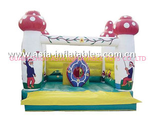Trung Quốc Commercial Inflatable Combo Bounce House  nhà máy sản xuất