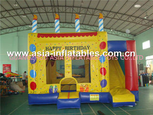 Trung Quốc Dreamland Inflatable Combo Bounce House slide inflatable bouncer nhà máy sản xuất
