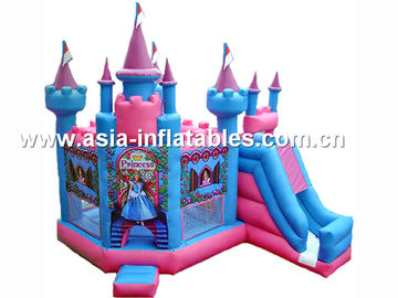 Trung Quốc 2014 inflatable princess castle,bouncy castle,inflatable combo nhà máy sản xuất