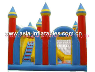 Trung Quốc Funny inflatable combo/ inflatable bouncer with slide/ inflatable jumper nhà máy sản xuất