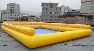 Trung Quốc Colourful Double Pool Kids Inflatable Pool for Water Games Play nhà máy sản xuất