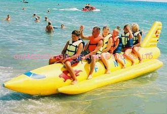 Trung Quốc Inflatable Towable Water Sports, Inflatable Single Tube Banana Boat nhà máy sản xuất