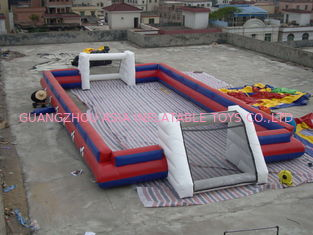 Trung Quốc China Supplier Inflatable Sports Football Pitch Without Floor Sheet , Inflatable Soccer Field nhà máy sản xuất
