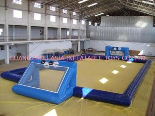 Trung Quốc commercial inflatable soccer field / soccer pitch for outdoor soccer games nhà máy sản xuất