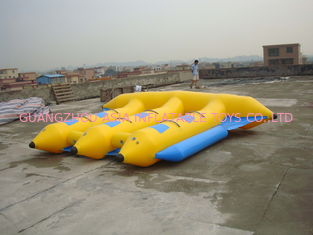 Trung Quốc Hot Air Welded Inflatable Flying Fish Boat for 6 Passengers nhà máy sản xuất