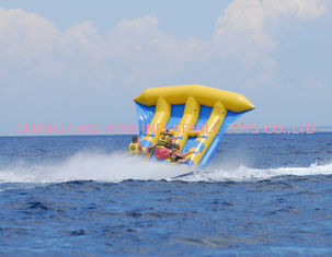 Trung Quốc Funny Air Sealed Inflatable Flying Fish Tube with CE / UL Certificate nhà máy sản xuất