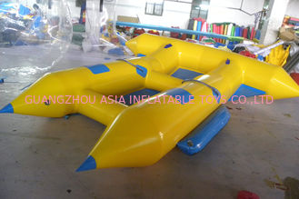 Trung Quốc Customize Inflatable Flying Fish Boat for 4 Rides Ocean Adventure Sport nhà máy sản xuất