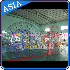 Trung Quốc Color Dots Inflatable Zorb Ball , Grass Zorb Ball , Inflatable Human Hamster Ball Customized for Kids and Adults nhà máy sản xuất