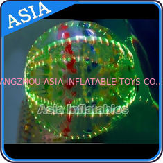 Trung Quốc Led Lighting 2.5m 1.0mm Tpu Zorb Ball For Kids With Ce Certificated nhà máy sản xuất