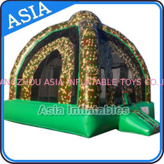 Trung Quốc Outdoor Inflatable Marine Camo Bongo Bouncer For Children Party Games nhà máy sản xuất
