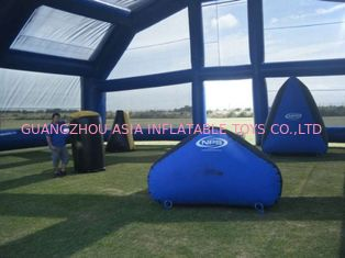 Trung Quốc Water Proof Inflatable Paintball Arena ARENA07 with Durable Anchor Rings nhà máy sản xuất