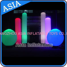 Trung Quốc Inflatable Nightclub Decoration Inflatable LED Lighting Sphere nhà máy sản xuất