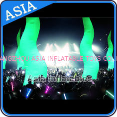 Inflatable Cone lighting led inflatable alphabet decoration at park or garden
