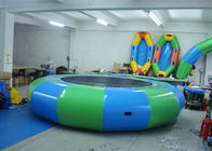 Commercial Air Tight Inflatable Water Trampoline For Water Sport Games nhà cung cấp