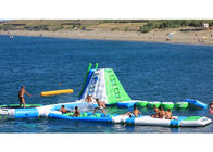 0.9mm PVC Tarpaulin Inflatable Water Parks With 3 Years Warranty nhà cung cấp