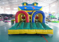 Outdoor Giant Palm Tree Obstacle Challenge For Kids Amusement Sports nhà cung cấp