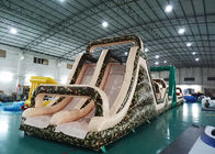 Inflatable Boot Camp Obstacle Course Challenge / Outdoor Inflatable Obstacle Course nhà cung cấp